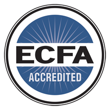 The Good Story is ECFA accredited